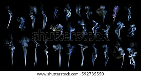 movement of smoke collection....