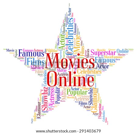Movies Online Showing World Wide Web And Motion Picture
