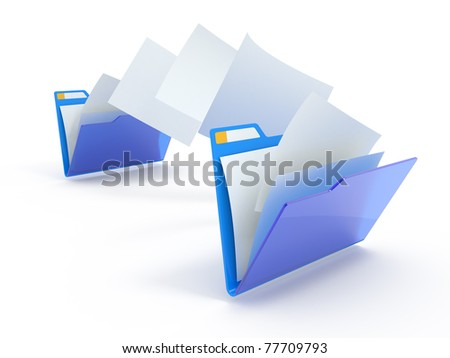 File Transfer Image Via Shutterstock
