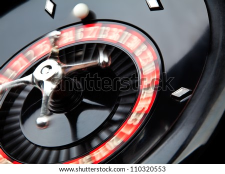 Moving roulette