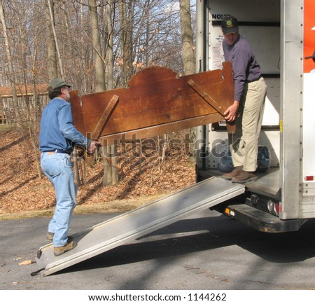 Moving the household