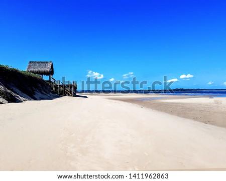 Mozambique Maputo island, inhaca island, portugueses island. #1411962863