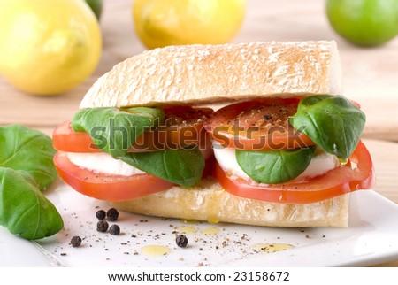 Mozzarella Ciabatta