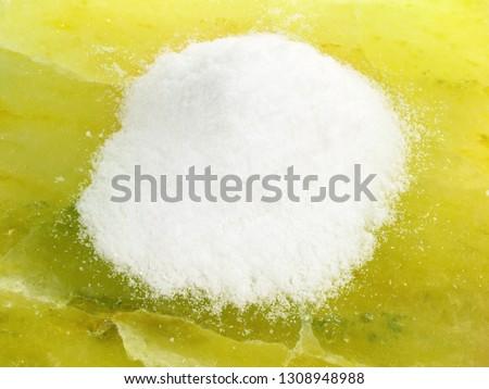 MSM  Methyl Sulphonyl Methane - Healthy Nutrition