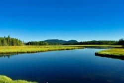 Mt. Desert Island in Acadia National Park