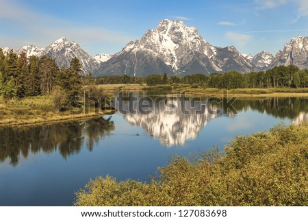how to get to oxbow bend