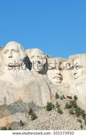 Mt. Rushmore National Monument near Rapid City, South Dakota