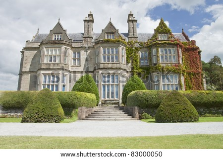 Killarney National Park Muckross House