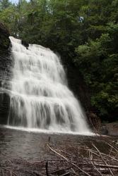 Muddy Creek Falls in Swallow Falls State Park