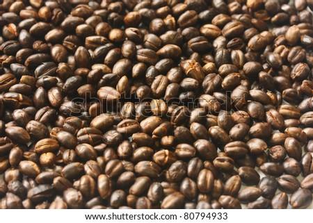 Mugicha , Japanese Roasted Barley Tea Stock Photo 80794933 ...