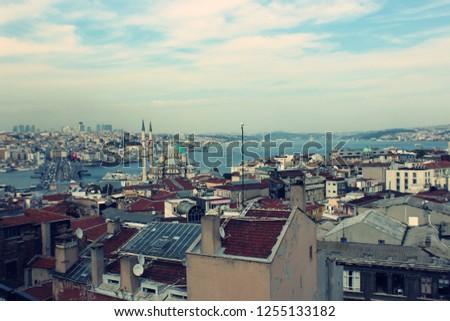 muhteşem şehir manzarası Stok fotoğraf ©