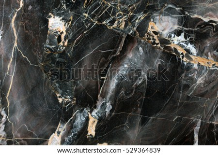 Mulicolored dark natural marble. High resolution photo.