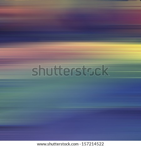 Multi color abstract background with horizontal lines, Multi color abstract background