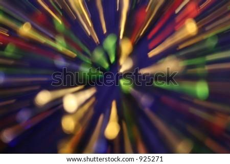 Multi-colored Blur