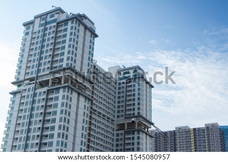 multi storey residential apartement tower #1545080957