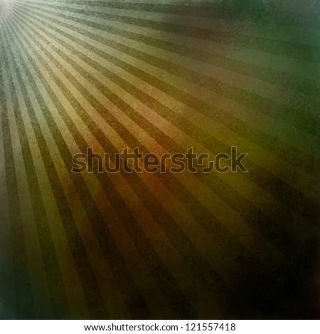 multicolor abstract background retro striped layout, sunburst background texture pattern, vintage grunge background sunrise design, green gold background, brown orange red coloring, warm earth tones
