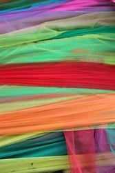 multicolor Fabric texture