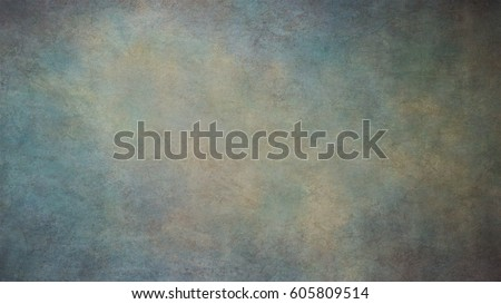 Multicolor hand-painted background