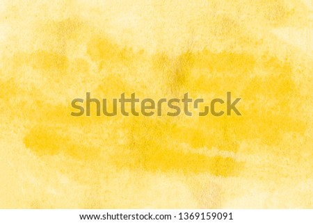 Multicolored abstract background. Illustration watercolor hand painting. Design element.Texture for wallpaper. #1369159091