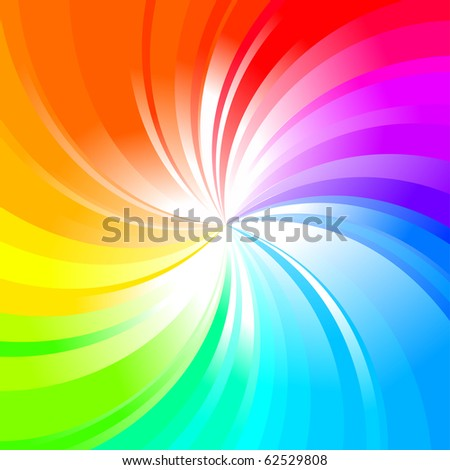 Multicolored abstract background. Raster version. Vector version is in my gallery.