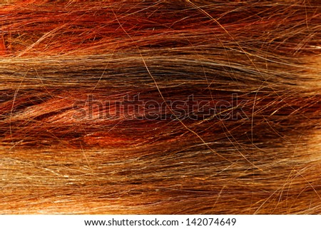 multicolored highlight hair texture abstract background