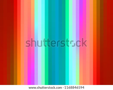 multicolored parallel vertical lines background | abstract vibrant geometric striped pattern | elegant illustration for wallpaper tablecloth artwork ornament or creative concept design
