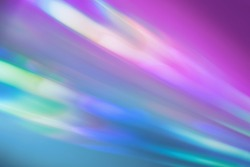 Multicolored violet- blue  gradient abstract background - hologram