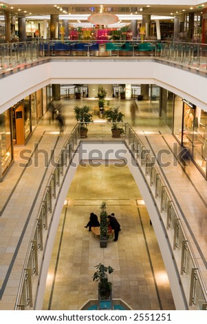 multilevel shopping mall_2