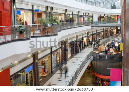 multilevel shopping mall_4
