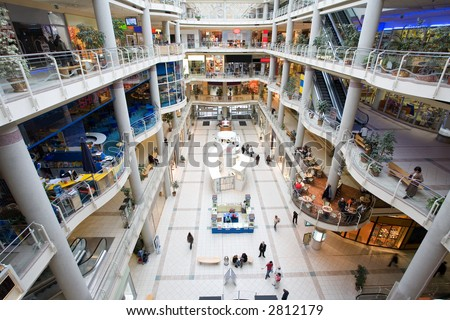multilevel shopping mall_5