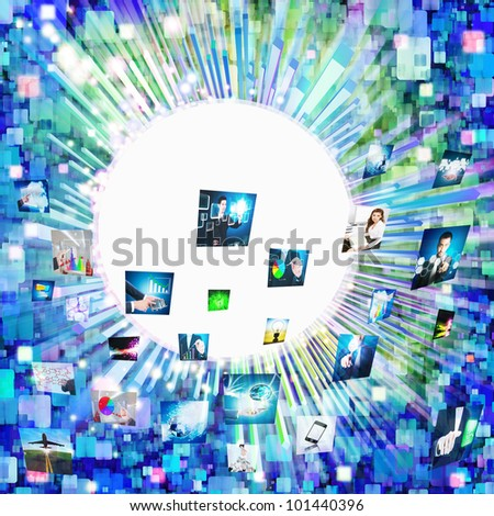 Multimedia Screen And Graphic Design ,Technology And ...