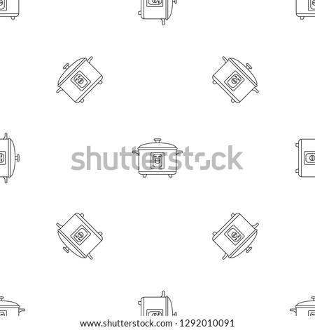 Multivariate icon. Outline illustration of multivariate icon for web design isolated on white background