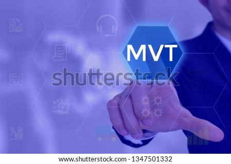 Multivariate testing - business concept