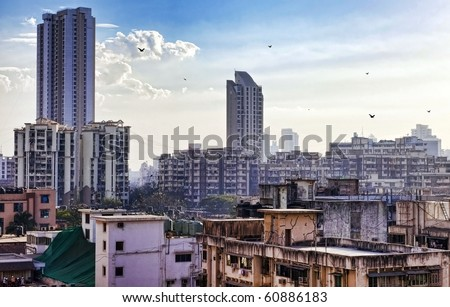 MUMBAI in INDIA,