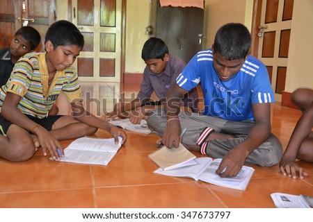 Life in the Slums Essay