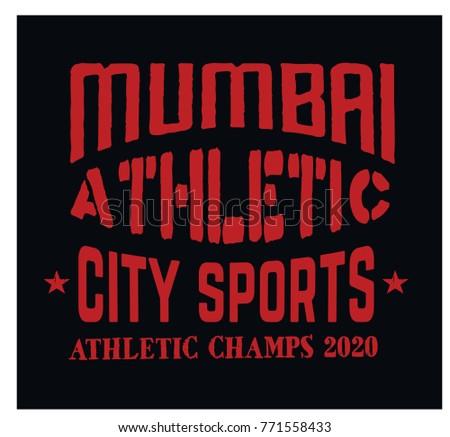 Athletic Font Cyrillic
