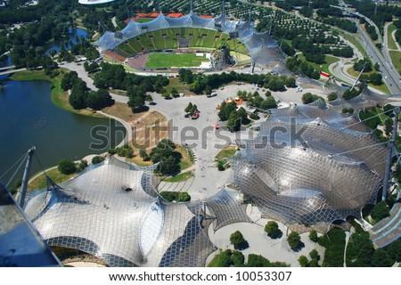 Munich Olympic Park, Germany #10053307