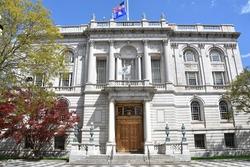 Municipal Building in Hartford, Connecticut