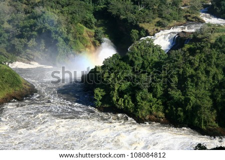 Murchison Falls National Park Safari Reserve in Uganda - The Pearl of Africa