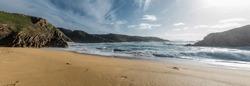 Murder Hole Beach, Boyeeghter bay, Melmore, Donegal, Ireland. Wild Atlantic Way.