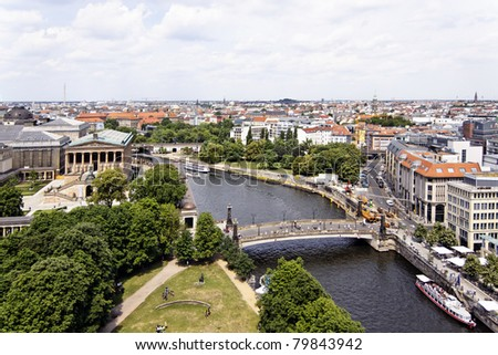 Museum Island in Berlin - Germany