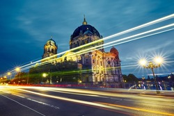 Museum Island with Berlin Cathedral - Berlin, Germany