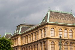 Museum of Decorative Arts, Prague. Prague is the capital and largest city of the Czech Republic