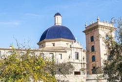 Museum of Fine Arts of Valencia. Spain.
