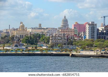 Shutterstock Museum of the Revolution in Cuba
