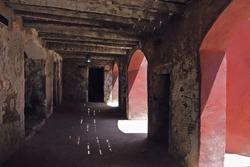 museum of the slaves house of Gorée island in Senegal