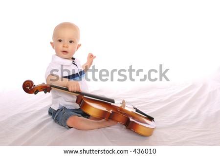 Music Baby one