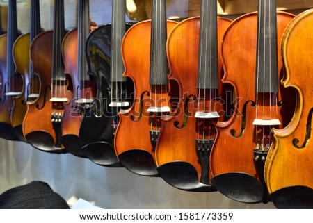 music instruments one of the best one is violin