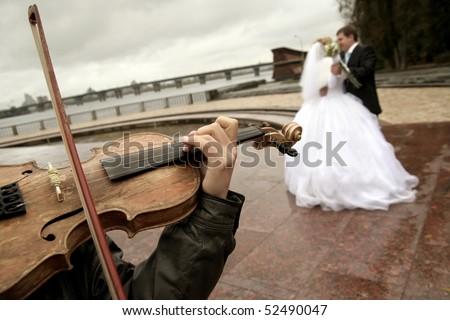 music love - stock photo