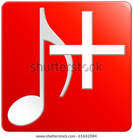 Music notes Asian